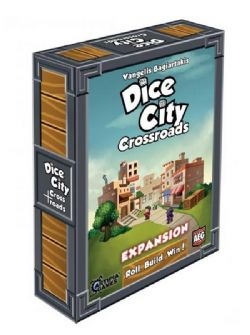 DICE CITY -  CROSSROADS (ANGLAIS)