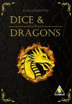 DICE & DRAGONS (ANGLAIS)