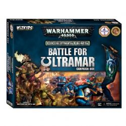 DICE MASTERS -  BATTLE FOR ULTRAMAR - CAMPAIGN BOX (ANGLAIS) -  WARHAMMER 40K