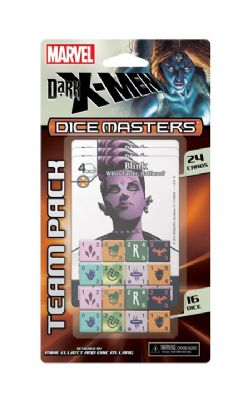 DICE MASTERS -  DARK X-MEN TEAM PACK (ANGLAIS) -  MARVEL