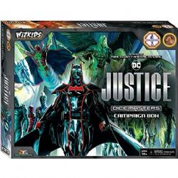DICE MASTERS -  JUSTICE - CAMPAIGN BOX (ANGLAIS)
