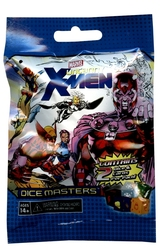 DICE MASTERS -  UNCANNY X-MEN - BOOSTER PACK (ANGLAIS) -  MARVEL