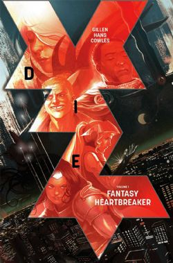 DIE -  FANTASY HEARTBREAKER TP 01