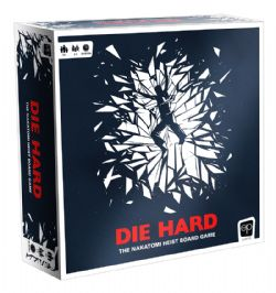 DIE HARD -  THE NAKATOMI HEIST BOARD GAME (ENGLISH)