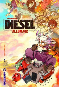 DIESEL -  ALLUMAGE 01