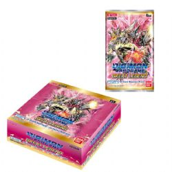 DIGIMON CARD GAME -  PAQUET BOOSTER GREAT LEGEND (ANGLAIS) (P12/B24/C12)