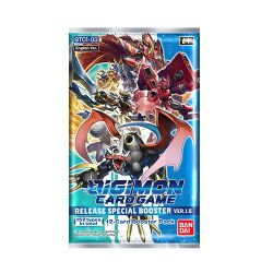 DIGIMON CARD GAME -  PAQUET BOOSTER SPECIAL 1.5 (ANGLAIS)