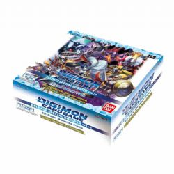 DIGIMON CARD GAME -  PAQUET RECHARGE SPECIAL 1.5 (ANGLAIS) (P12/B24/C12)