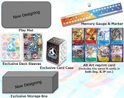DIGIMON CARD GAME -  TAMER'S EVOLUTION BOX (ANGLAIS) (P12/B24/C12)