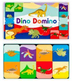 DINO DOMINO (ANGLAIS)