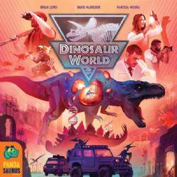 DINOSAUR WORLD (ANGLAIS)