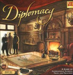 DIPLOMATIE -  DIPLOMACY