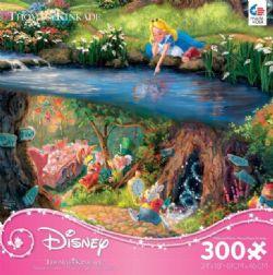 DISNEY -  ALICE AU PAYS DES MERVEILLES (300 PIÈCES) -  DISNEY DREAMS