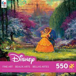DISNEY -  BELLE ET LA BÊTE (550 PIÈCES) -  DISNEY BEAUX-ARTS