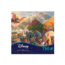 DISNEY -  DUMBO (750 PIÈCES) -  DISNEY DREAMS