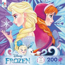 DISNEY -  FROZEN (200 PIÈCES) -  DISNEY DREAMS