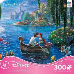 DISNEY -  LA PETIT SIRÈNE II (300 PIÈCES) -  DISNEY DREAMS
