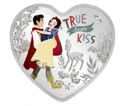 DISNEY LOVE -  BLANCHE NEIGE : TRUE LOVE'S KISS -  PIÈCES DE LA NEW ZEALAND MINT (NOUVELLE ZÉLANDE) 2020 06