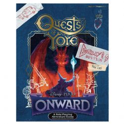 DISNEY -  QUESTS OF YORE: BARLEY'S EDITION (ANGLAIS)