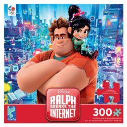 DISNEY -  RALPH BREAKS THE INTERNET (300 PIÈCES)