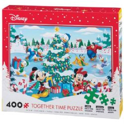 DISNEY -  TOGETHER TIME (400 PIÈCES)