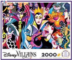 DISNEY -  VILLAINS (2000 PIÈCES)