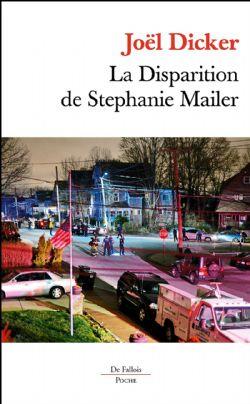 DISPARITION DE STÉPHANIE MAILER, LA (FORMAT DE POCHE)