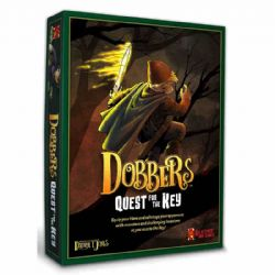 DOBBERS: QUEST FOR THE KEY -  JEU DE BASE (ANGLAIS)