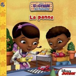 DOCTEUR LA PELUCHE -  LA PANNE -  DISNEY JUNIOR