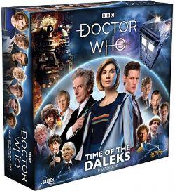 DOCTOR WHO: TIME OF THE DALEKS -  JEU DE BASE (ANGLAIS)