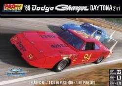 DODGE -  CHARGER DAYTONA 1969 2'N1 1/25 (DIFFICILE)