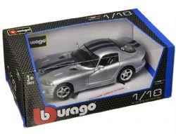 DODGE -  VIPER GTS 2013 1/18 - ARGENT