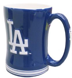 DODGERS DE LOS ANGELES -  TASSE RELIEF