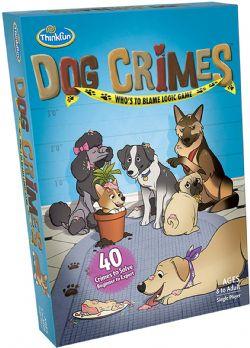 DOG CRIMES (ANGLAIS)