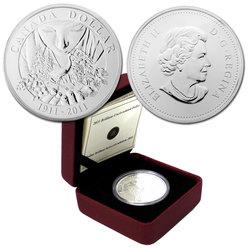 DOLLARS BRILLANTS -  100EME ANNIVERSAIRE DE PARCS CANADA -  PIÈCES DU CANADA 2011