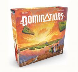 DOMINATIONS: ROAD TO CIVILIZATION -  JEU DE BASE (FRANÇAIS)