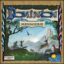 DOMINION -  MENAGERIE (ANGLAIS)