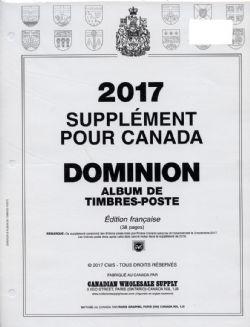 DOMINION -  SUPPLÉMENT 2017 (FRANÇAIS)