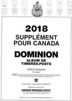 DOMINION -  SUPPLÉMENT 2018 (FRANÇAIS)
