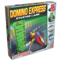 DOMINO RALLY -  DOMINO EXPRESS - STARTER LANE