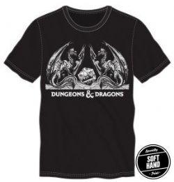DONJONS & DRAGONS -  T-SHIRT