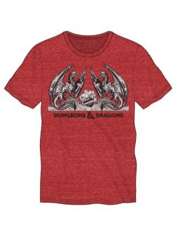 DONJONS & DRAGONS -  T-SHIRT
