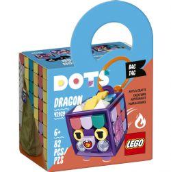 DOTS -  BAG TAG DRAGON (82 PIÈCES) 41939