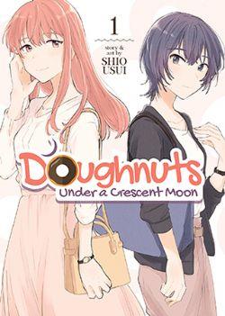 DOUGHNUTS UNDER A CRESCENT MOON -  (V.A.) 01