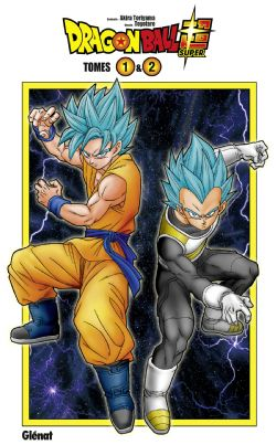 DRAGON BALL -  COFFRET (TOMES 01 ET 02) (V.F.) -  DRAGON BALL SUPER