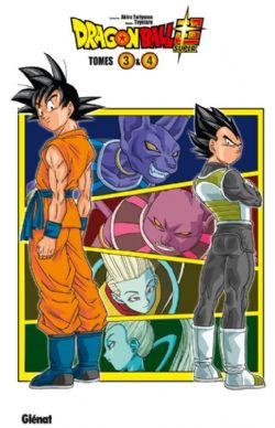 DRAGON BALL -  COFFRET (TOMES 03 ET 04) (V.F.) -  DRAGON BALL SUPER