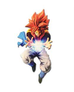 DRAGON BALL -  FIGURINE DE GOKU SUPER SAIYAN FORME 4 (19CM) -  DRAGON BALL GT ULTIMATE FUSION