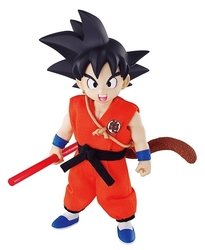 DRAGON BALL -  FIGURINE DE SON GOKU VERSION JEUNE D.O.D. (10 CM) -  DRAGON BALL Z 12
