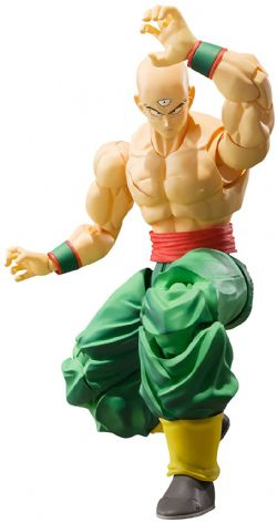 DRAGON BALL -  FIGURINE DE TIEN SHINHAN (17CM) -  DRAGON BALL Z