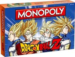 DRAGON BALL -  MONOPOLY -  DRAGON BALL Z